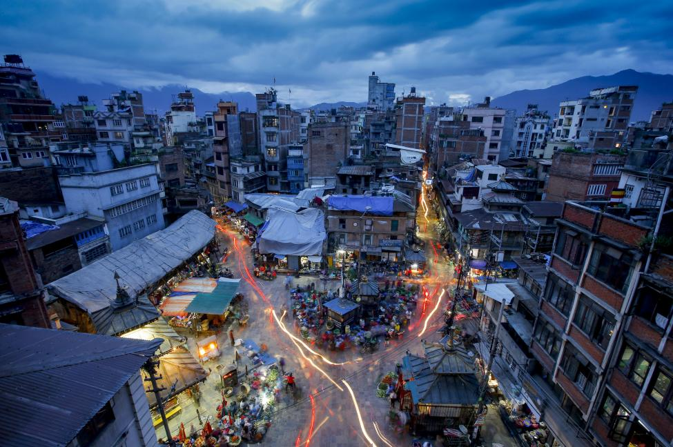 Kathmandu by Public Transport? City Buses? Share Taxies? Micros?