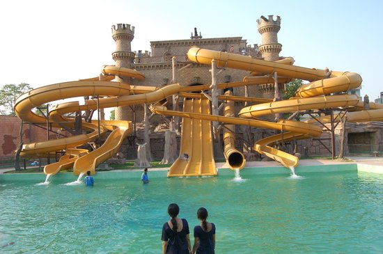 Krazy Castle Water Park in Nagpur Review