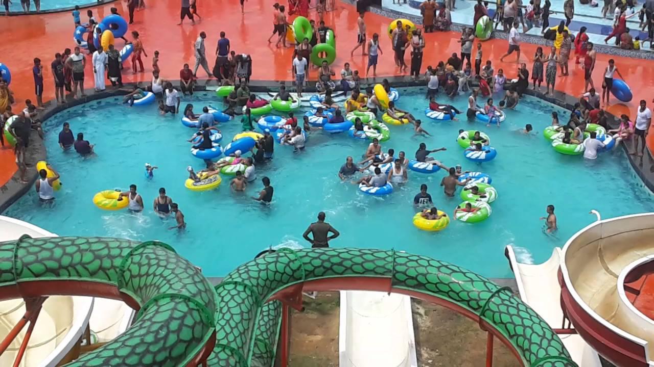 Fun World Water & Amusement Park - Bangalore - Ticket Cost & How to Reach?