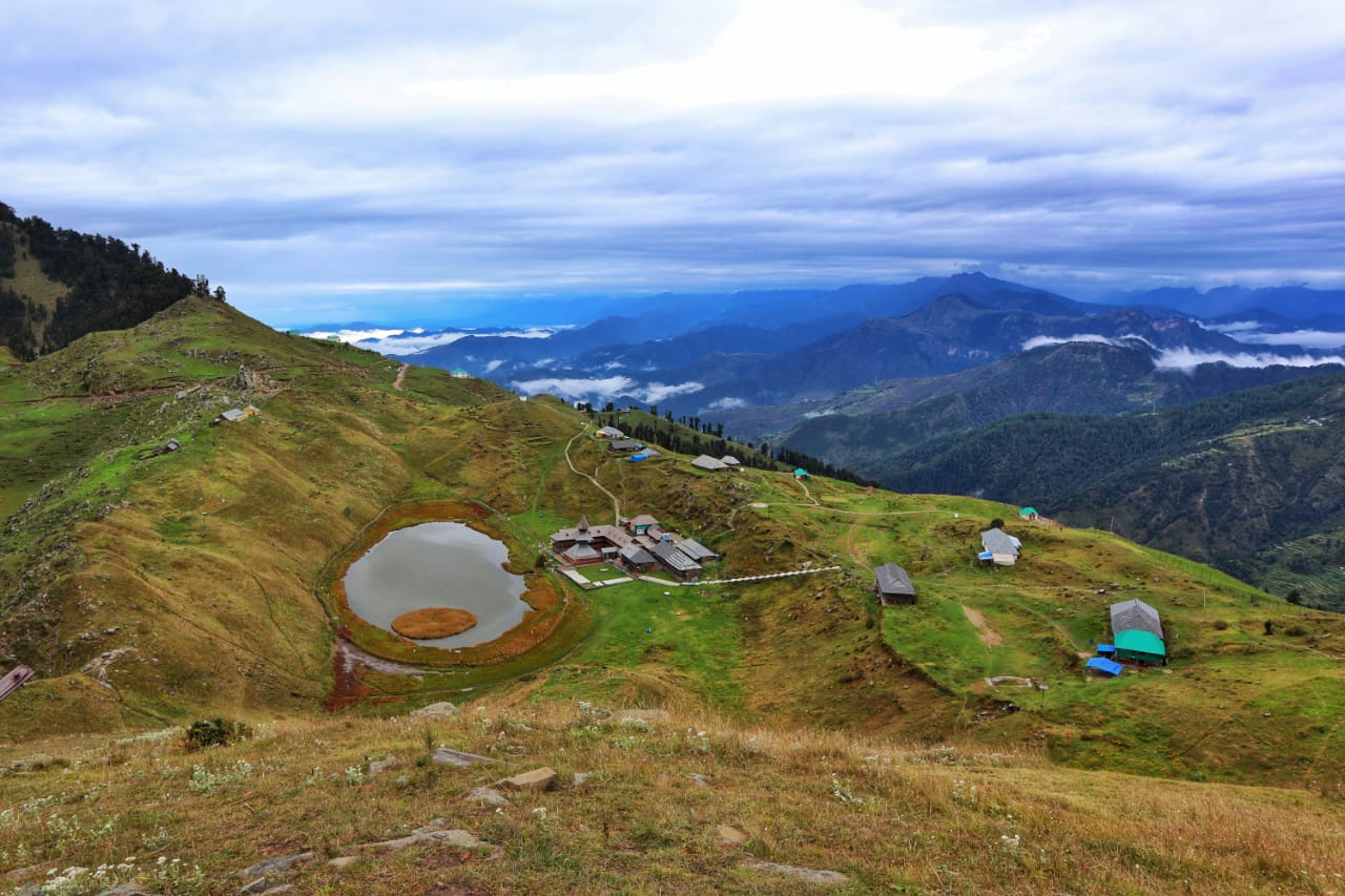 Prashar Lake Trek – A Perfect Family Trek In Himachal