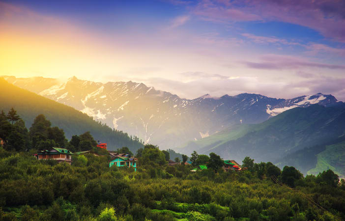 Best Time to Visit Manali for Honeymoon
