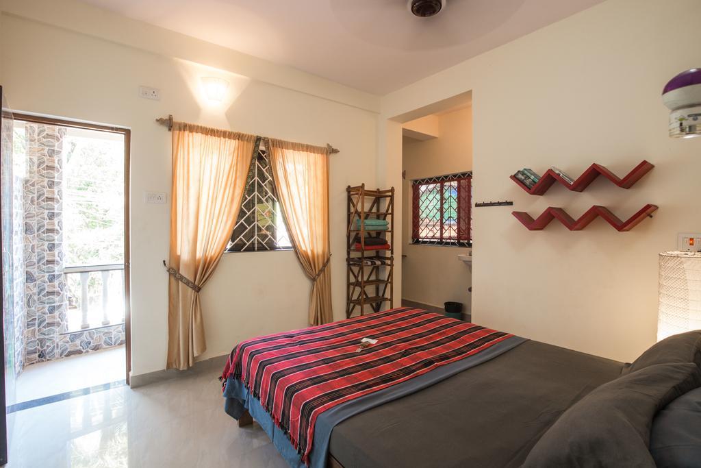 Hotel near Arambol Beach- The Noname Guesthouse - My Experience-
