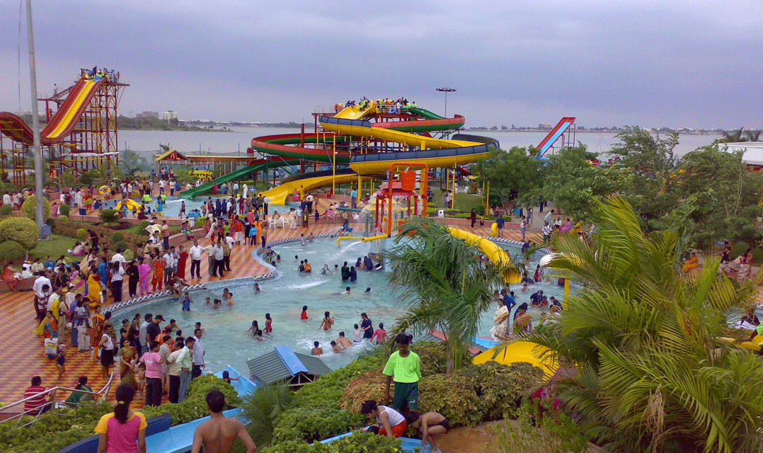 Jalavihar Water & Amusement Park - Hyderabad- Ticket Cost & How to Reach?