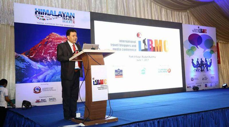International Travel Blogger And Media Conference - Himalayan Travel Mart, Nepal