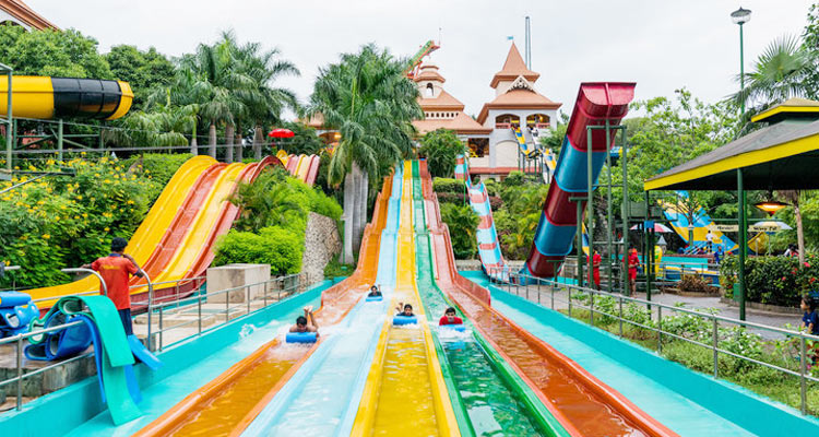 Wonderla Water & Amusement Park - Kochi- Ticket Cost & How to Reach?