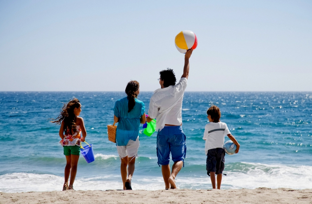 Where to go this summer for an easy family holiday