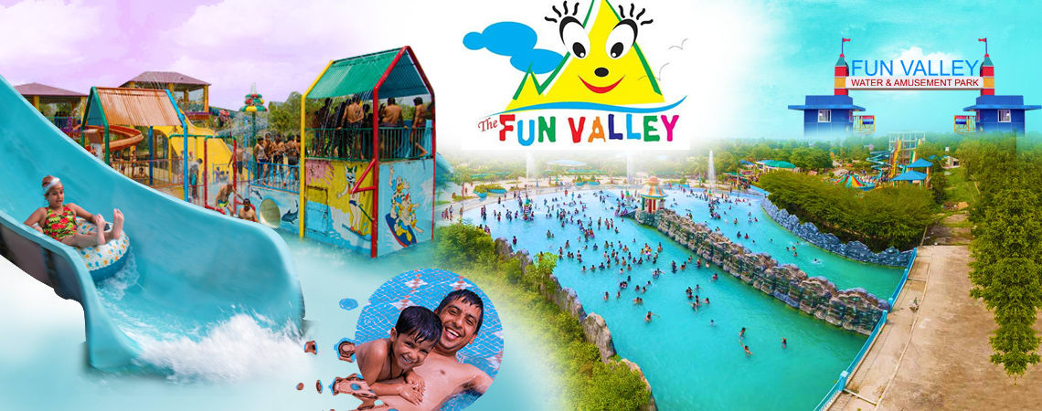 Fun Valley Water Park - Haridwar - Ticket Cost & How to Reach?