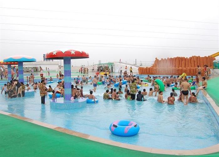 Splash Water Park Entertainment Point in Hisar